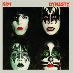 Kiss - Dynasty - Re