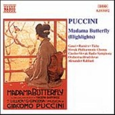 Puccini, Giacomo - Madame Butterfly Hl