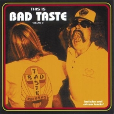 Blandade Artister - This Is Bad Taste Vol. 2