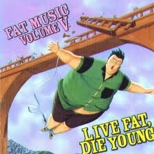 Blandade Artister - Live Fat Die Young:Fat Music 5