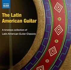 Blandade Artister - The Latin American Guitar