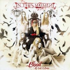 In This Moment - Blood (Re-Issue + Bonus)