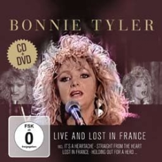 Bonnie Tyler - Live & Lost In France Cd+Dvd