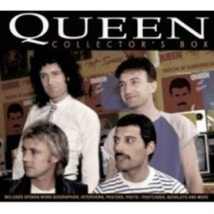 Queen - Collectors Box 3 Cd Box Set (Interv