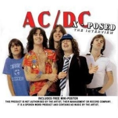 AC/DC - X-Posed Ac/Dc (Interview)
