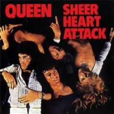 Queen - Sheer Heart Attack - 2011 Dlx
