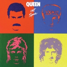 Queen - Hot Space - Dlx 2011 Rem
