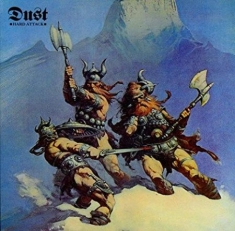 Dust - Hard Attack (Digipack)