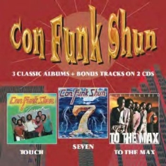 Con Funk Shun - Touch/Seven/To The Max