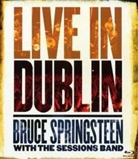 Springsteen Bruce - Live In Dublin (Blu Ray)