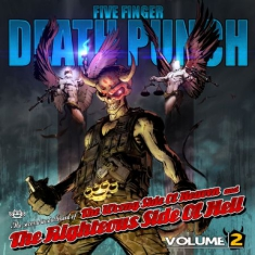Five Finger Death Punch - Wrong Side Of Heaven . (Cd+Dvd)