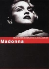 Madonna - Music Box Biographical Collection