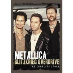 Metallica - Blitzkrieg Overdrive - Dvd Document