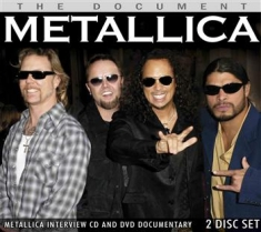 Metallica - Document The (Dvd + Cd Documentary)