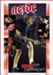 AC/DC - Rocks Detroit - Live 1990 in the group OTHER / Music-DVD & Bluray at Bengans Skivbutik AB (902640)