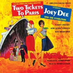 Filmmusik - Two Tickets To Paris (Joey Dee & Th