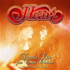 Heart - Fanatic Live From Caesars Colosseum