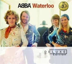 Abba - Waterloo (Deluxe Edition Cd+Dvd)